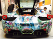 Art Meets Supercars - The Challenge 2015