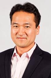 Aki Tomaru, CEO,  M3USA