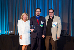 Gary Hayslip of the City of San Diego and Janus Claim Top Awards at...