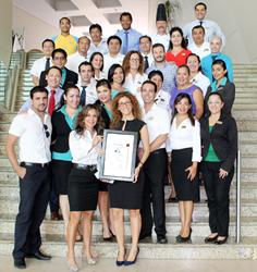 Managment Team of Grand Sirenis Riviera Maya Resort