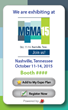 Medical Group Management Association (MGMA) Enhances Exhibitor Experience with ChirpE-Powered eBooth Promotion Widget at Upcoming 2015 Annual Conference