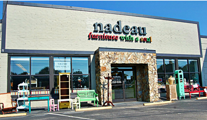 Nadeau Furniture With A Soul Is Turning Three In Charlotte