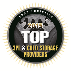 Yusen Logistics Named a Top 3PL Provider by Food Logistics Magazine