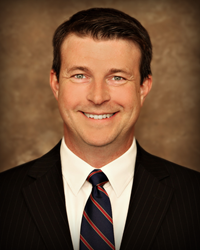 Beal Law Firm Senior Associate Attorney, Bryan Ballew