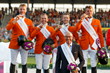 Dutch snatch gold in final-round team thriller at FEI European Championships