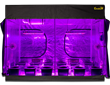 SuperCloset, the Leading Manufacturer of Complete Hydroponic Grow Systems, Announces the Largest Complete Turnkey Grow System: The 10'x20' LED SuperRoom