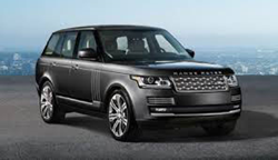 JFK Parking Pass Range Rover Give-A-Way