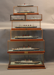 Trump Tower and Ocean Liner Models to be Sold at Auction