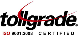 Tollgrade ISO 9001 Certified