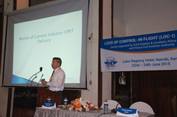 APS Speaks at ICAO LOC-I Event in Nairobi, Kenya