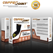 CopperJoint Announces New Copper Elbow Sleeve that offers Tennis Elbow Support