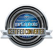 Metalphoto of Cincinnati Certified as Converter of Metalphoto Equipment Identification Products