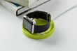 Bluelounge's Kosta Charges the Apple Watch the Way It's Intended, in Nightstand Mode.