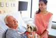 New Research to Study Therapy Dog Visits for Elderly ICU Patients