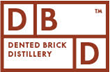 Dented Brick Logo
