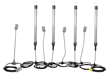 Larson Electronics Releases 80' Temporary LED String Light Set with Four Tool Taps