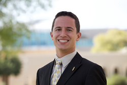 Mesa Community College Graduate Andrew Sypher Receives Hites Transfer...