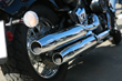 automotive invention for motorcycles exhaust