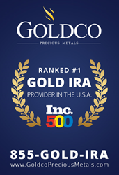 Goldco Precious Metals - #1 Gold IRA Provider in the U.S.