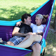 Explore Outfitters Unveils Affordable Double Nylon Camping Hammock on Amazon.com