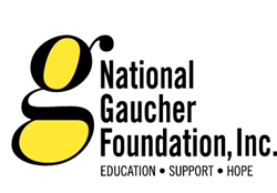 National Gaucher Foundation logo
