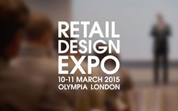 Quadrant2Design will be exhibiting at the Retail Design Expo, for the first time, in March 2016.