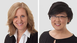 SmithGroupJJR's Joyce Polhamus and Heather Chung