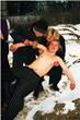 Boris Mikhailov, Case History – Requiem, 1997/98, C-print; Foto © Kunstsammlung NRW