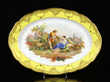 19th C. Meissen Charger