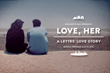 "World Premiere of Movie ""Love, Her"" Rewrites Messaging And Is Based on Mobile App lettrs"