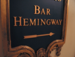 This year's Left Bank Writers Retreat will visit Bar Hemingway at the Ritz Paris hotel, a Hemingway and Fitzgerald haunt in the '20s, set to reopen in 2016 (© Pablo Sanchez).