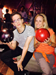All of Broadway Comes Out to Celebrate Marlee Matlin's 50th Birthday at Frames Bowling Lounge