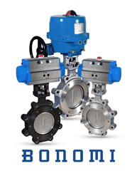 industrial valves, commercial valves, HVAC flow control, ISO-5211
