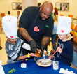 Chef Phillip Ashley Unveils Heart of Le Bonheur Designer Chocolate to Benefit Le Bonheur Children's Hospital
