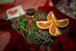 Heart of Le Bonheur Ingredients - Photo Credit Creation Studios