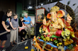 Hindu god Ganesh at The Children's Museum of Indianapolis as part of National Geographic Sacred Journeys