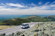 The legendary Mt. Washington Auto Road offers timeless and dramatic views of the Presidential Range and the highest peak in the Northeast is yours to enjoy summer and fall.