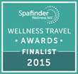 New Life Hiking Spa™ in the Green Mountains of Vermont is a Finalist in the 2015 Spafinder Wellness 365 Global Wellness Travel Awards™