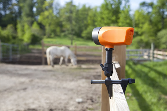 Portable Wire Free Rear View Vision System Offers Farm