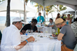 Judges at A Taste of St. Croix