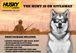 Win an Exclusive Kansas Hunting Getaway from Husky Liners