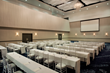 Sheraton OKC New Meeting Room - Classroom Set Up