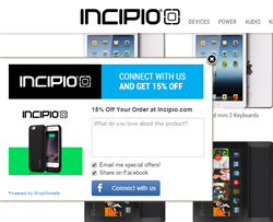 Incipio Scores a High Conversion Rate of 43.87% Using...