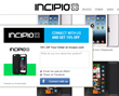 Incipio® Boasts Conversion Rate of 43.87% Using ShopSocially's Social Connect App