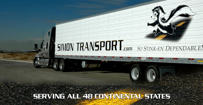 blake rigby joins the simon companies simon transport and transportation. Black Bedroom Furniture Sets. Home Design Ideas