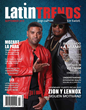 Legendary ReggaetonDuo Zion y Lennox Graces September Issue Cover Of LatinTRENDS Magazine