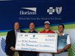Horizon BCBSNJ Teams Up with Pro Golfer and NJ Native Morgan Hoffmann for the Horizon Healthy Steps Challenge to Benefit the NJ Golf Foundation