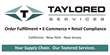 Taylored Services Named an Inbound Logistics Top 100 3PL Provider