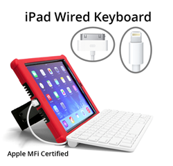 Apple MFI Certified Wired Keyboard