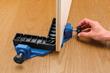 Rockler Introduces Corner Clamping Jig - Jig Assembly Holds Panels at Right Angles For Easy Fastening